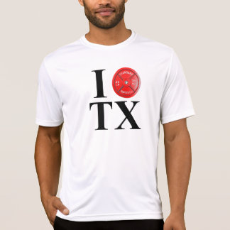 I Lift Texas T-Shirt