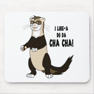 I Like-a Do Da Cha Cha! Mouse Pad