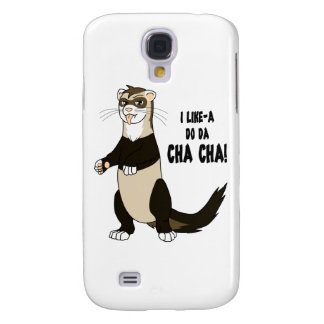 I Like-a Do Da Cha Cha! Samsung Galaxy S4 Case