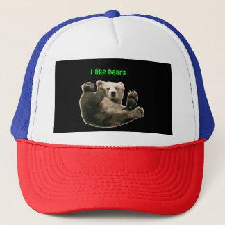 I like bears hat