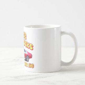 I Like Big Blocks AMC AMX Mug
