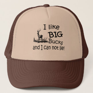 I like BIG Bucks Cap