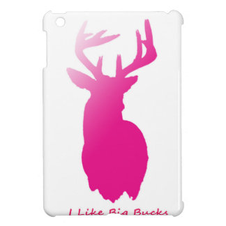 I Like Big Bucks iPad Mini Covers