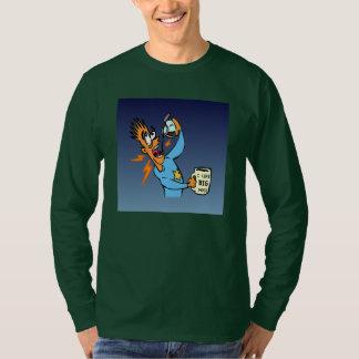 I Like Big Mugs! - Java Junkie Guy! T-Shirt