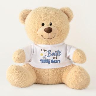 I Like Boats and Teddy Bears