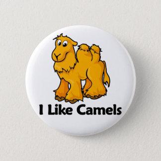 I Like Camels 6 Cm Round Badge