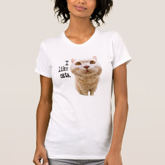I like cats T-Shirt