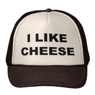 I Like Cheese Cap