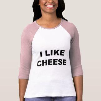 I Like Cheese Tee Shirt
