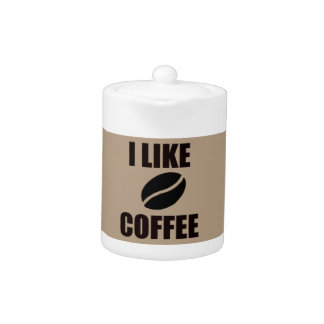 I like coffee