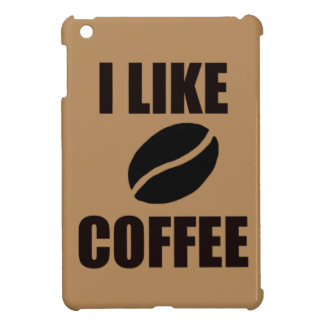 I like coffee iPad mini case
