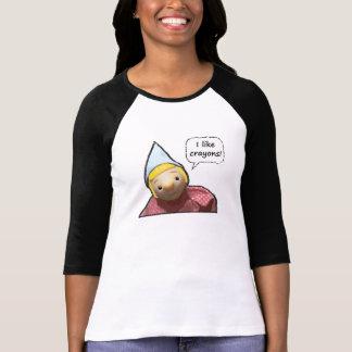 I Like Crayons! T-Shirt