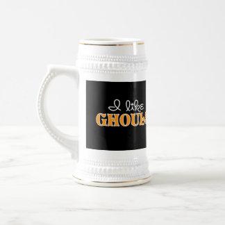I Like Ghouls Coffee Mugs