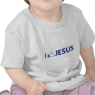 I Like Jesus Shirts