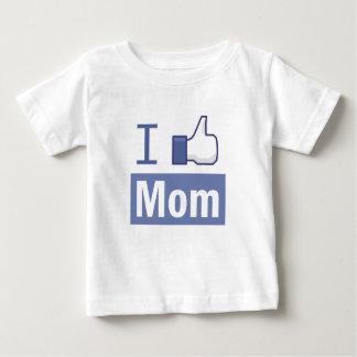 I like mom shirt