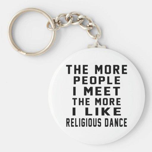I like More Religious Keychains