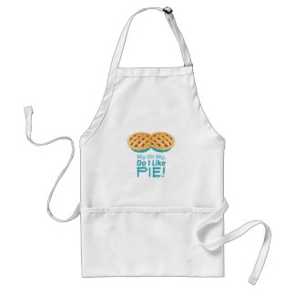 I Like Pie Standard Apron