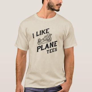 I Like Plane Tees