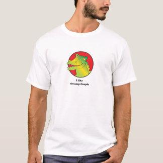 I like Swamp People T-Shirt