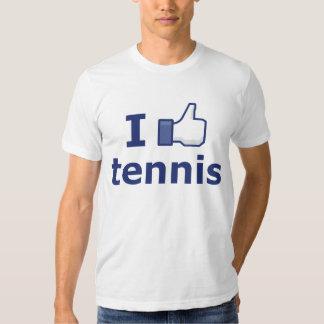 I Like Tennis Shirts