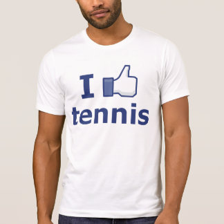 I Like Tennis T-Shirt