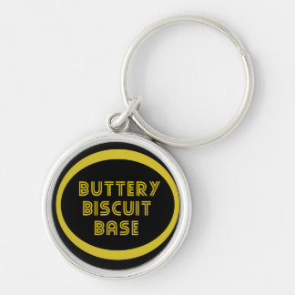 I like the buttery biscuit base key ring