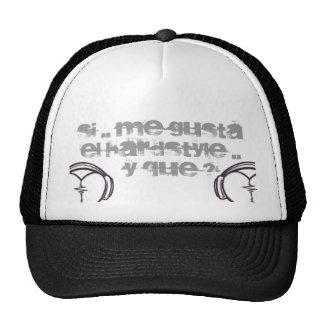 I like the Hardstyle Cap