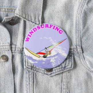 I like the Windsurfing 10 Cm Round Badge