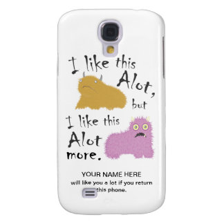 I Like This Alot, But I Like... Customizable! Galaxy S4 Covers