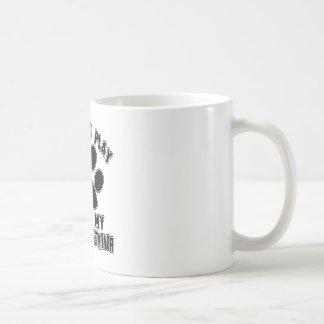 I like to play with my Flat-Coated Retriever. Mug