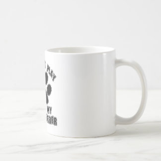 I like to play with my Welsh Terrier. Coffee Mugs