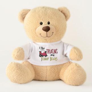 I Like Trains and Teddy Bears
