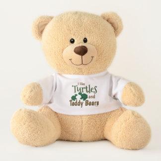 I Like Turtles and Teddy Bears
