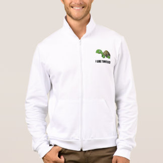 I Like Turtles Jacket