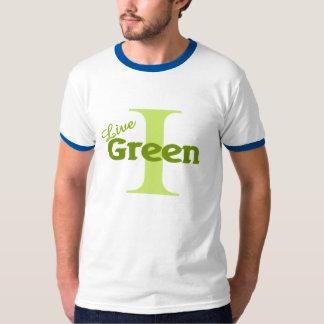i live green t shirt