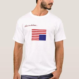 i live in distress... T-Shirt