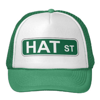 I live in  hat street