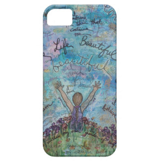 I live life beautiful case for the iPhone 5