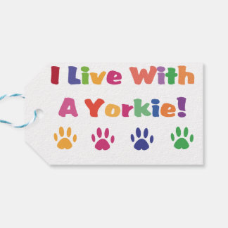I Live With A Yorkie