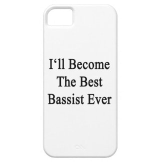 I ll Become The Best Bassist Ever iPhone 5 Cases