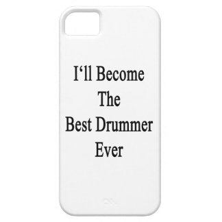 I ll Become The Best Drummer Ever iPhone 5/5S Cases