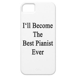 I ll Become The Best Pianist Ever iPhone 5/5S Cover