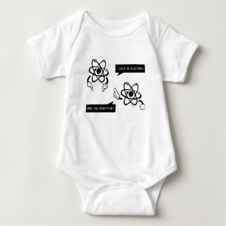I Lost An Electron Baby Bodysuit