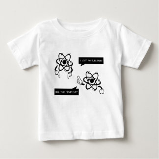 I Lost An Electron Baby T-Shirt