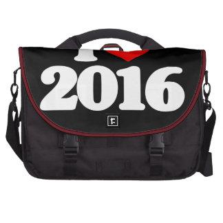 I LOVE 2016 COMMUTER BAG