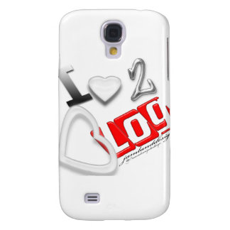 I Love 2 Blog Iphone 3G/3GS  Speck Case