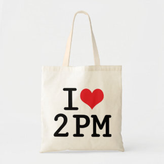I LOVE 2PM TOTE BAG