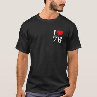 I love 7B T-Shirt