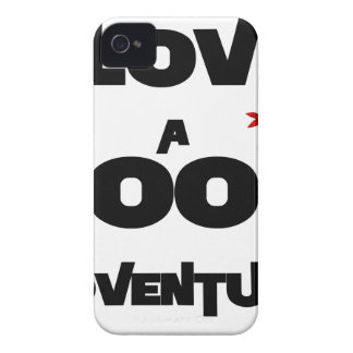 I Love A Good Adventure iPhone 4 Case-Mate Cases