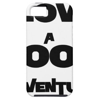 I Love A Good Adventure iPhone 5 Cover